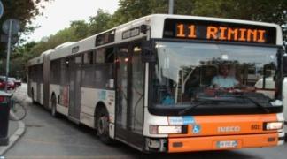 Автобусы Римини