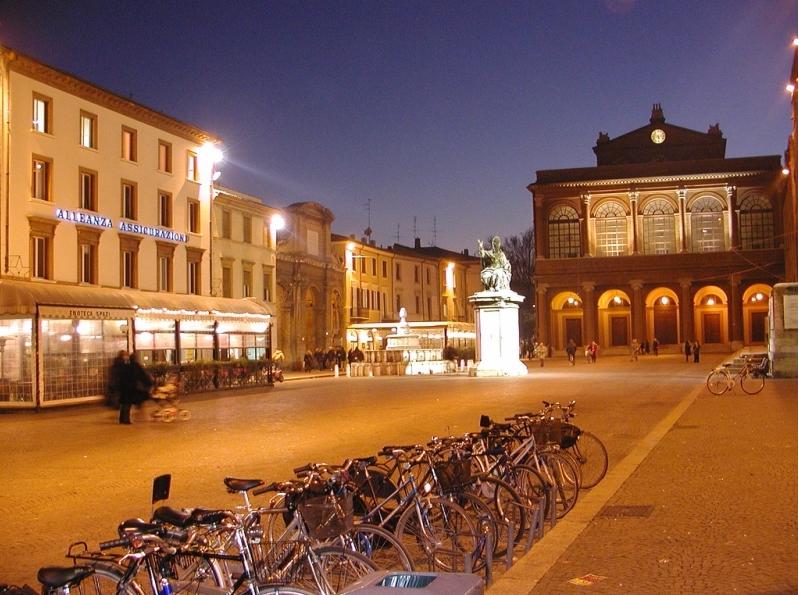 Италия центре москвы