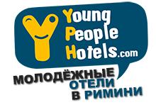 молодежные отели Римини