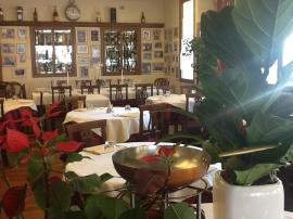 Ресторан Taverna degli artisti