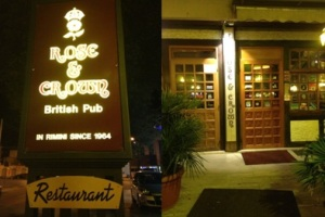 Паб Rose and Crown