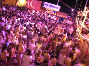 Розовая ночь 2013 Римини